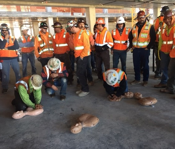 Group CPR Pic